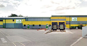 New office and warehouse in Evesham