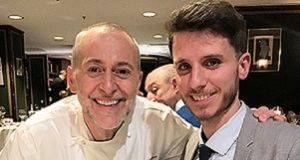 Competition Winner Dinner for Two selected by Michel Roux Jr