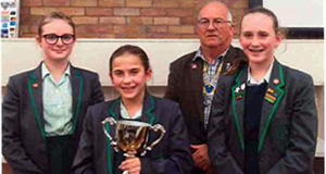 Nationwide Sponsors Southport Meols Rotary Youth Speak Competition